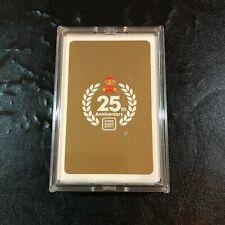 NINTENDO Super Mario 25th Anniversary Trump Deck Card Complete JAPAN RARE