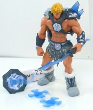 MOTU, Ice Armor He-Man, 200x, complete, figure, Masters of the Universe, parts