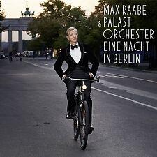 MAX & PALAST ORCHESTER RAABE - EINE NACHT IN BERLIN  CD NEU