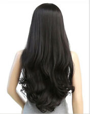 US Women Full Wig 70CM Long Wavy Curly Style For Cospaly Costume Hairstyle Party