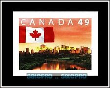 CANADA 2003 CANADIAN MAPLE LEAF WAVING FLAG RARE MINT FACE 49 CENT MNH BOOKLET