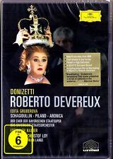 DVD DONIZETTI ROBERTO DEVEREUX Edita GRUBEROVA ARONICA SCHAGIDULLIN HAIDER 2005