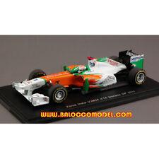 Modellini statici di auto da corsa Formula 1 force indi Spark scala 1:43