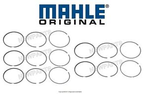 For Volvo 850 C70 V70 Set of 5 Standard Engine Piston Rings Set 83.00mm Mahle
