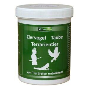 VETkampagne Ziervogel Taube Terrarientier 150 g  Vitamine Mineralstoffe Eiweiß