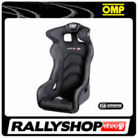 FIA OMP HTE-R XL version SEAT BLACK Fiberglass GEL breathability CHEAP DELIVERY