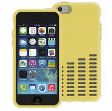 BODY GLOVE YELLOW AMP SKIN CASE for APPLE iPhone 5c in RETAIL PACKAGE - 9427302