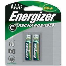 Energizer AAA Rechargeable Nickel Metal Hydride Battery NH12BP2