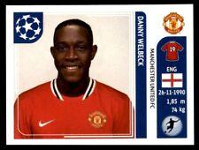 Panini Champions League 2011-2012 - Danny Welbeck Manchester United FC No. 154