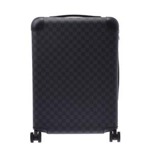 LOUIS VUITTON Damier Graffit Horizon 50 suitcase black M23210 800000094097000