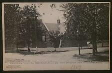 Congregational Church Richmond Hill L.I. NY Undivided Back Unposted