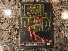 The Evil Dead Dvd! Awesome 1983 Horror! See) Jennifer's Body & Pumpkinhead