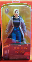 NEW: Character Options 10 inch Jodie Whittaker Doctor Who figure. 100%4Charity