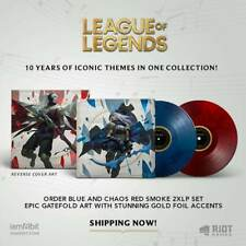 League of Legends: Selected Orchestral Works 2xLP Vinyl (account skin elo lol)