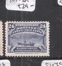Newfoundland SG 76 MOG (7dkd)