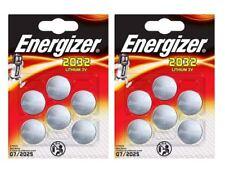 12 x Energizer CR2032 3 V batteria litio moneta cella 2032, DL2032, BR2032, SB-T15