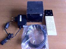 décodeur tv TNT HD Le CUBE S Model TNT En Bon Etat avec 1 câble HDMI Neuf
