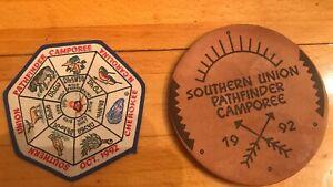 1992 Southern Union Camporee Pathfinder Patch