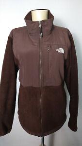The North Face Brown Denali Fleece Jacket Mens L