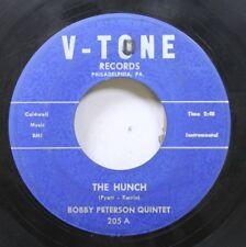 Hear! R&b Latin 45 Bobby Peterson Quintet - The Corazonada / Amor Pretty Baby On