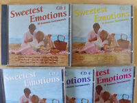 Moonlight Dream Orchestra- Sweetest Emotions 1-5- Club Exclusiv- 5 CDs- lesen