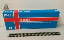 Peco ST-11  Setrack Double Straight - N Gauge