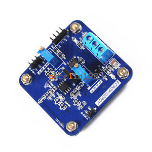 AD620 Programmable Gain Voltage Amplifier Modules Digital Potentiometer MCP41010