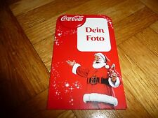 Dein Foto Coca-Cola Adventskalender Weihnachten Advent