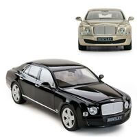 1/18 Almost Real Bentley Mulsanne 2017 Diecast Static Model Car Man Boys Gifts