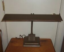 Vintage Art Deco  Banker's Desk Lamp.