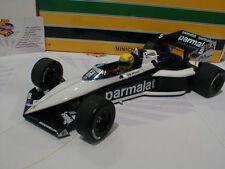 Formel 1-Modelle aus Kunststoff von BMW