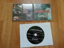 Haemorrhage / Denak – Split CD, Dead, Mortician, SPASM, Rompeprop, CBT, Impetigo