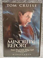 Minority Report - Dvd (Widescreen) 2 - Disc Set