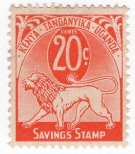 (I.B) KUT Revenue : Post Office Savings Stamp 20c