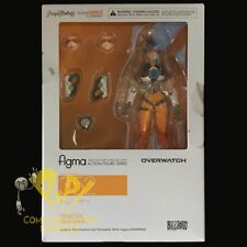 OVERWATCH Figma #353 TRACER Action FIGURE Good Smile AUTHENTIC In USA Blizzard!