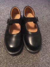 Dr Martens black Indica vintage smooth Mary Jane shoes UK 3