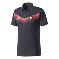 Vêtements de sport rugbys adidas pour homme