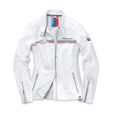 BMW Genuine Motorsport Collection Ladies Womens Jacket Windproof in White//Blue