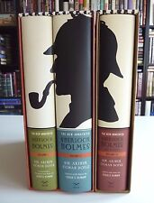 New Annotated Sherlock Holmes Vols.1-3 150th Anniversary Slipcased Edition