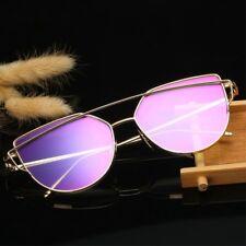2018 Fashion Plain Glasses Mens Womens Frame Eyeglass Optical Lrregular Eyewear