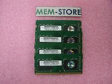 64GB(4x16GB) DDR4- 2133 PC4-17000S SODIMM Memory Lenovo Thinkpad p50 p70 6th gen