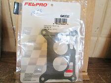 Fel-Pro 60332 Carburetor Mounting Gasket Ford Prod V8 351M 400 Eng 1977-81