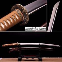 High Quality Japanese Samurai Sword Sharp Manganese Steel Katana Full Tang Blade