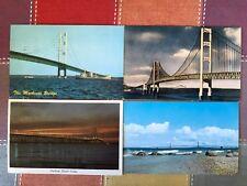 4 Mackinac Straits Bridge, Michigan
