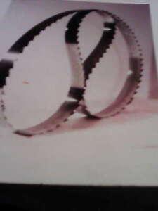 5 x Woodmizer LT10 LT15 LT20 LT25 LT30 LT40 38mm Sawmilling Bandsaws