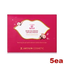 [JAYJUN] Rose Blossom Lip Gel Patch Mask 5EA, K-Beauty