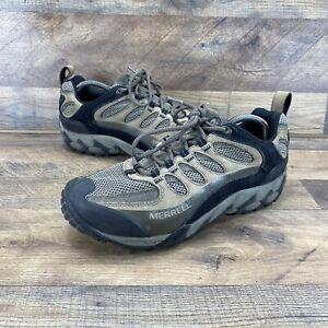 Merrell Men's Size 9 Refuge Core Ventilator Brindle Hiking Trail Shoes