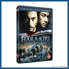 HARA-KIRI: DEATH OF A SAMURAI - Kôji Yakusho & Hikari Mits *BRAND NEW DVD*