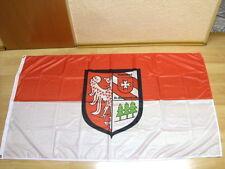 Fahnen Flagge Matschdorf jetzt Maczkow Polen Digitaldruck - 90 x 150 cm
