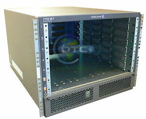 Alcatel-Lucent 3HE00186AA - 7750 SR-7 SERVICE ROUTER CHASSIS